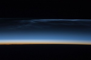 Photographed by the crew of the ISS. Date: 25 August 2008